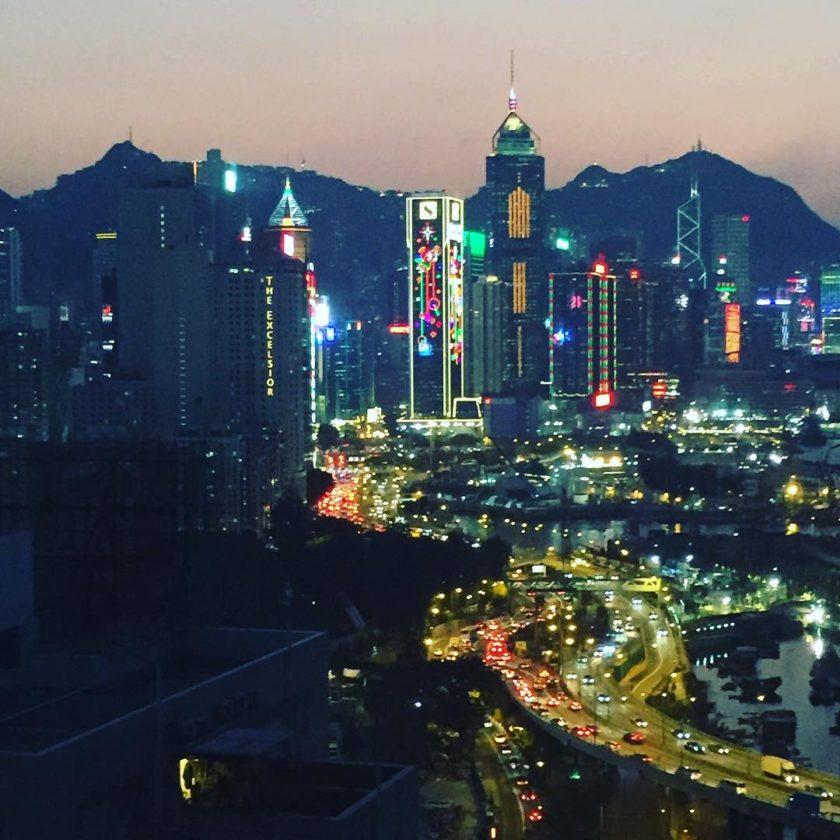 Big News! Moving to Hong Kong